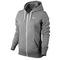 Nike club logo full zip hoodie - women's at champs sports