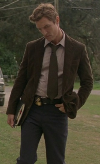 jacket clothes tv shows vintage lapel blazer blazer corduroy matthew mcconaughey