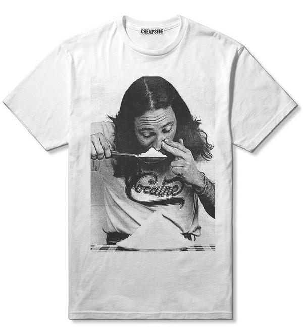 blouse t-shirt cocaine & caviar