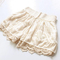 Korean womens fashion sweet cute crochet tiered lace shorts skorts short pants p | ebay