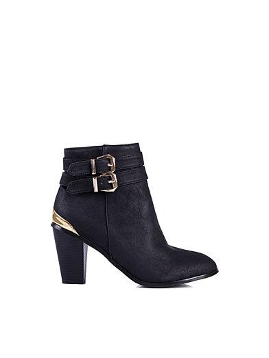 Black W. Buckles - Sugarfree Shoes - Black W.Buckles - Hverdagssko - Sko - Kvinne - Nelly.com