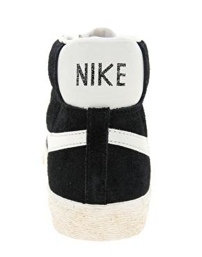 Nike | Nike Blazer Mid Black Suede Trainers at ASOS
