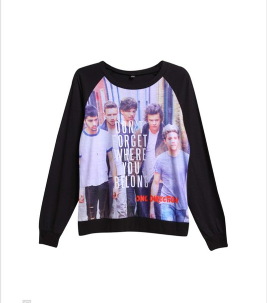 sweater one direction