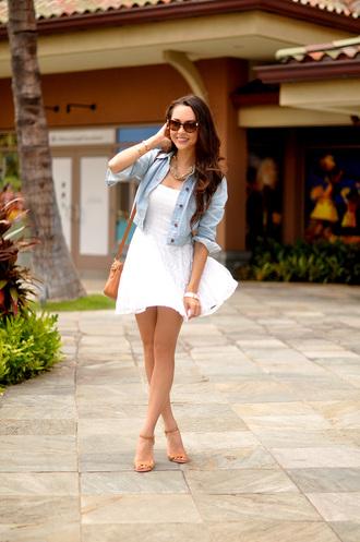hapa time blogger jeans jacket bag jewels sunglasses shoes