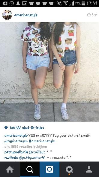 t-shirt food tshirt teenagers young cool teens