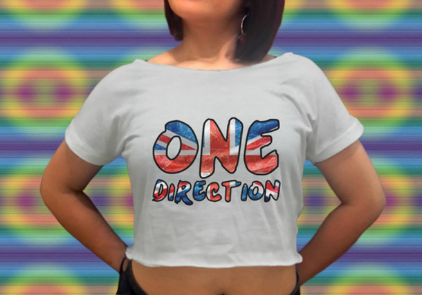 one direction band merch