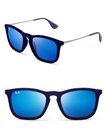 Ray-Ban Velvet Square Keyhole Sunglasses | Bloomingdale's