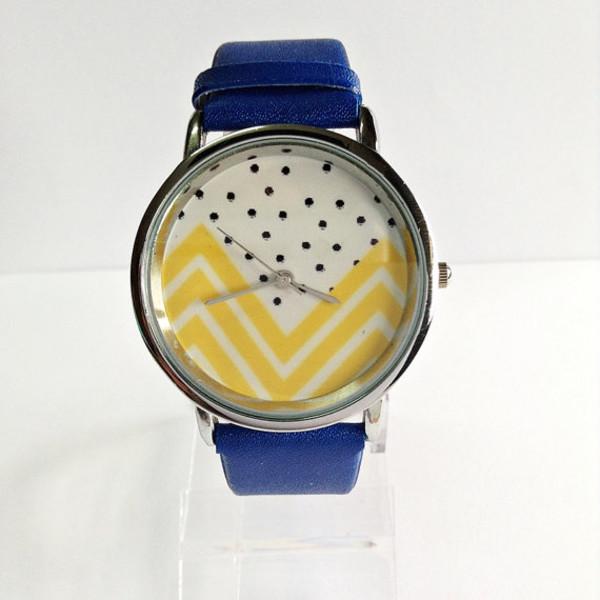 jewels chevron watch freeforme watches