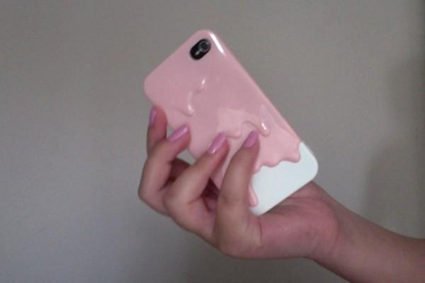 jewels phone cover kawaii drip pastel phone cover