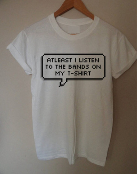 shirt tumblr punk grunge hipster t-shirt band t-shirt