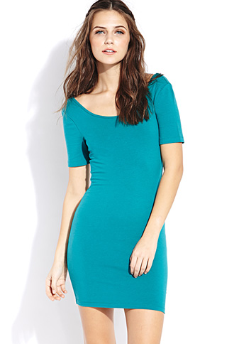 Favorite Bodycon Dress   FOREVER21 - 2000090829