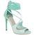 Sandals GUESS by Marciano - FL1LNALEA07 Mint - www.efootwear.eu