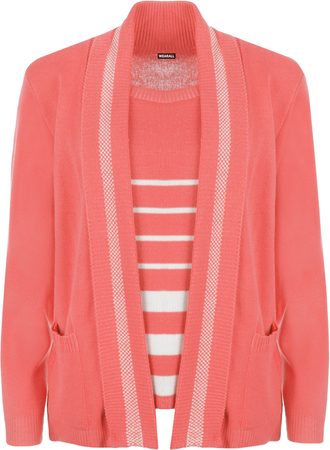coral clothes accessories shirt jumper cardigan default category top