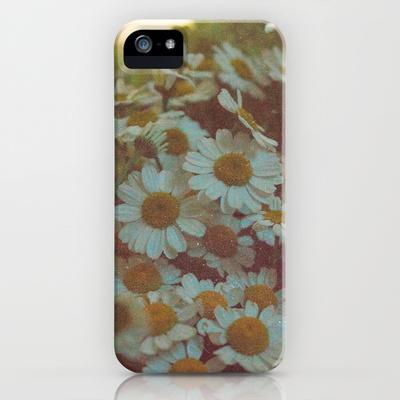 oh daisy  iPhone & iPod Case by Sara Eshak   Society6
