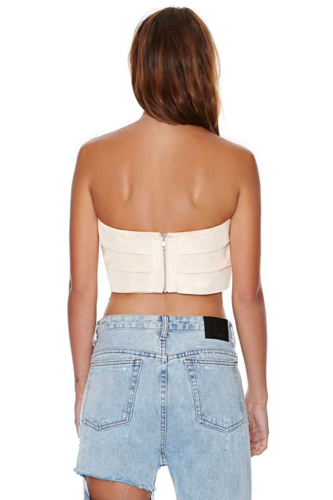 Cameo Found Out Bustier at Nasty Gal