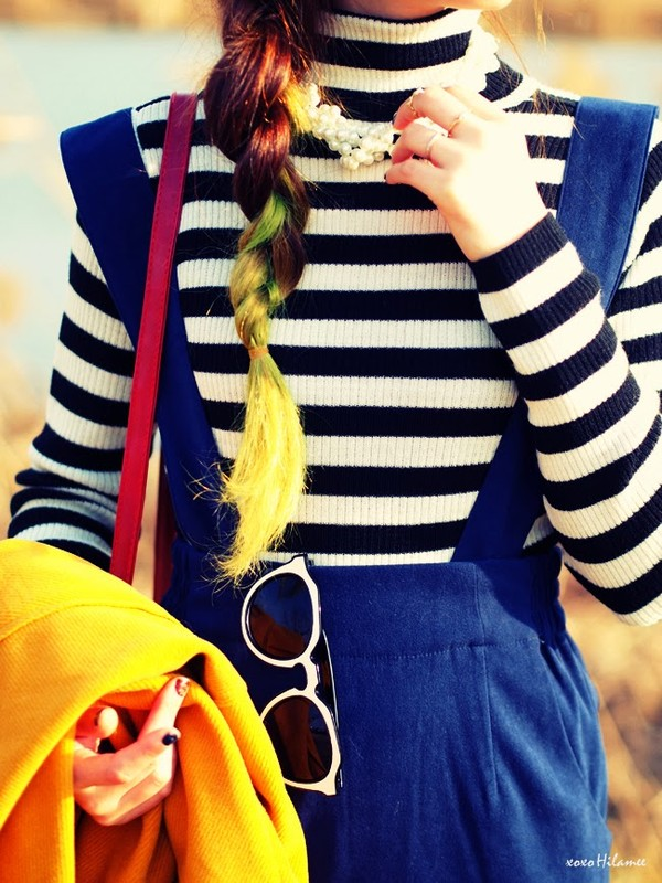 xoxo hilamee t-shirt skirt coat sunglasses shoes bag