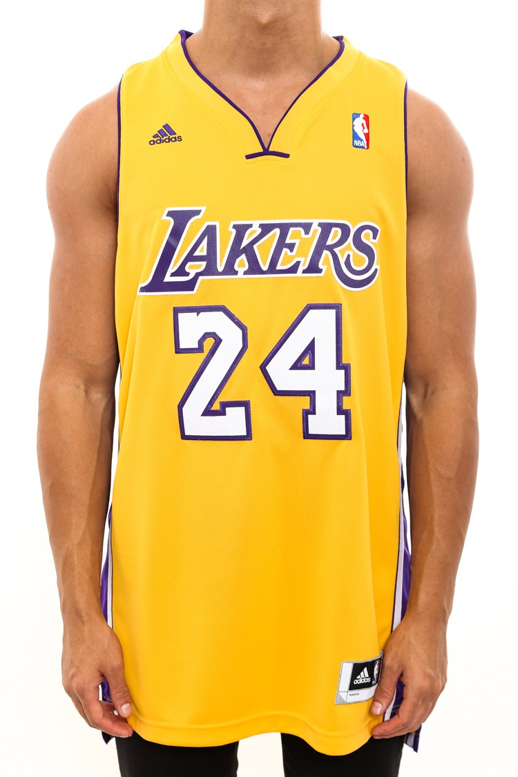 Adidas Los Angeles Lakers Revolution 30 Yellow/24/bryant | Culture Kings Online Store