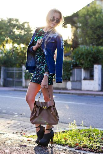 cablook dress jacket shoes bag jewels sunglasses