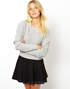 ASOS | ASOS Cropped Sweater at ASOS