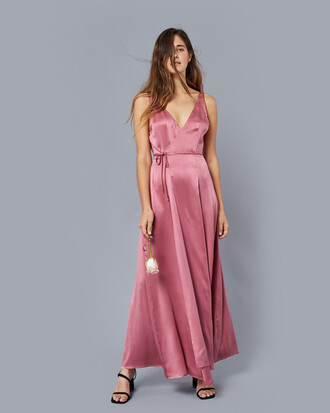 dress christy dawn pink dress silk 12 day giveaway giveaways gift ideas gift card silk dress pink