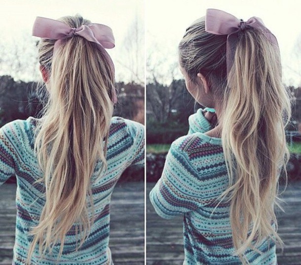 sweater winter sweater winter outfits cute aztec christmas sweater christmas top hair bow girly girl style ponytail