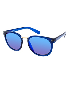 Spitfire   Spitfire – Babet – Runde Sonnenbrille, exklusiv bei ASOS bei ASOS