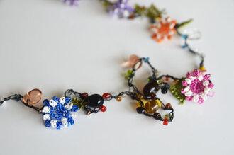 jewels needle work glass bead jewelry necklace glass bead jewelry authentics