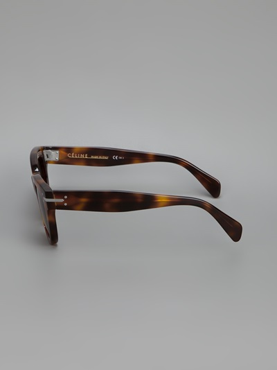 Céline Round Sunglasses - Stureoptikern - Farfetch.com