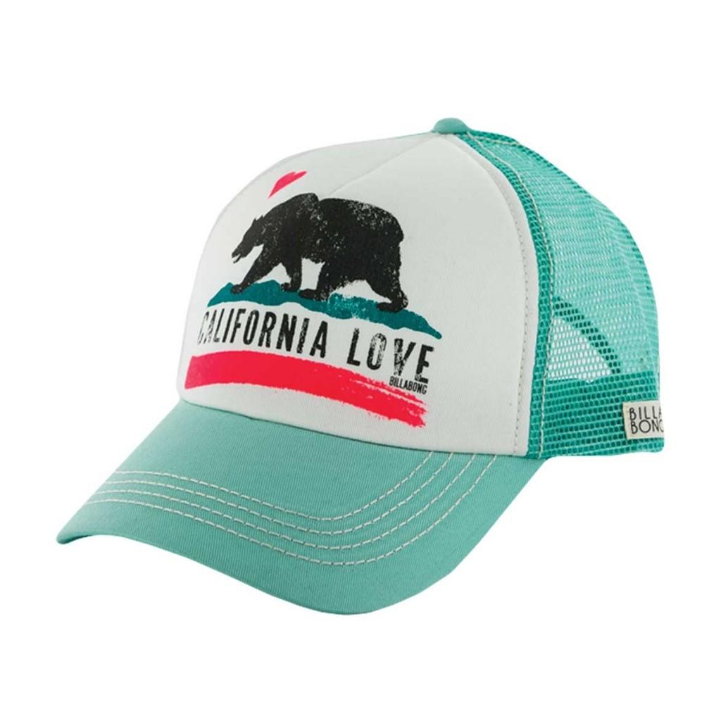 "Billabong ""California Love"" Trucker Hat - Gone Bananas Beachwear"