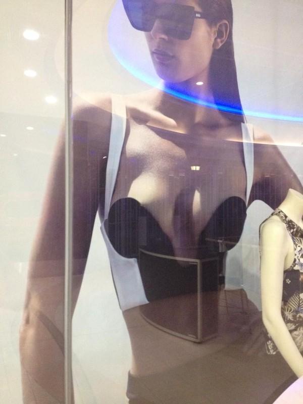 tank top clothes model fashion