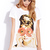 Sweet Audrey Tee | FOREVER21 - 2000128843