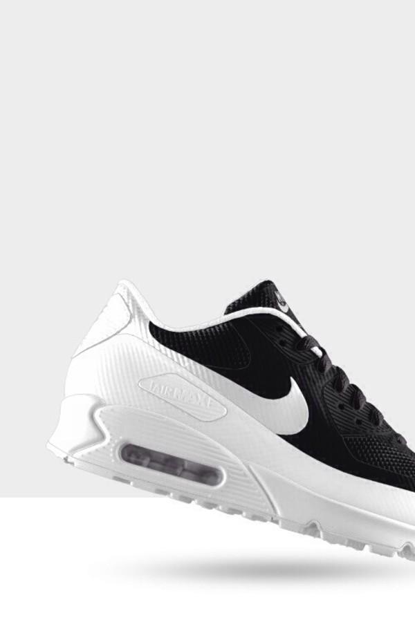shoes nike air max black and white shorts nike air max black and white nike running shoes nike air nike air max 90 black white sneakers