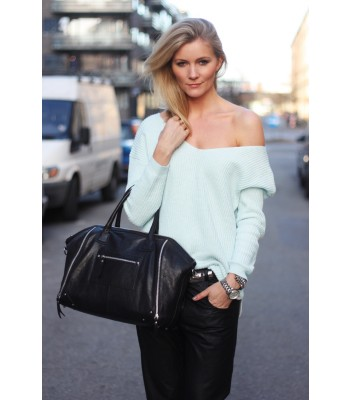 Christina Bag, Black - Bags