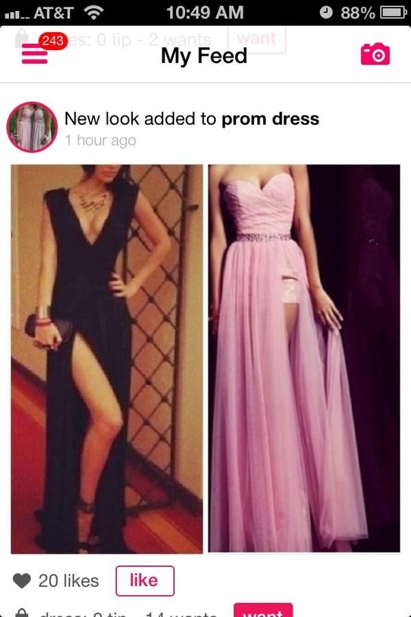 dress black little black dress prom dress long prom dress