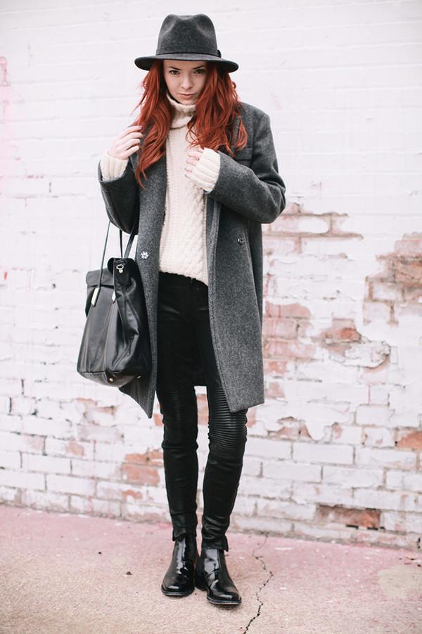 sea of shoes shoes coat pants bag hat sweater