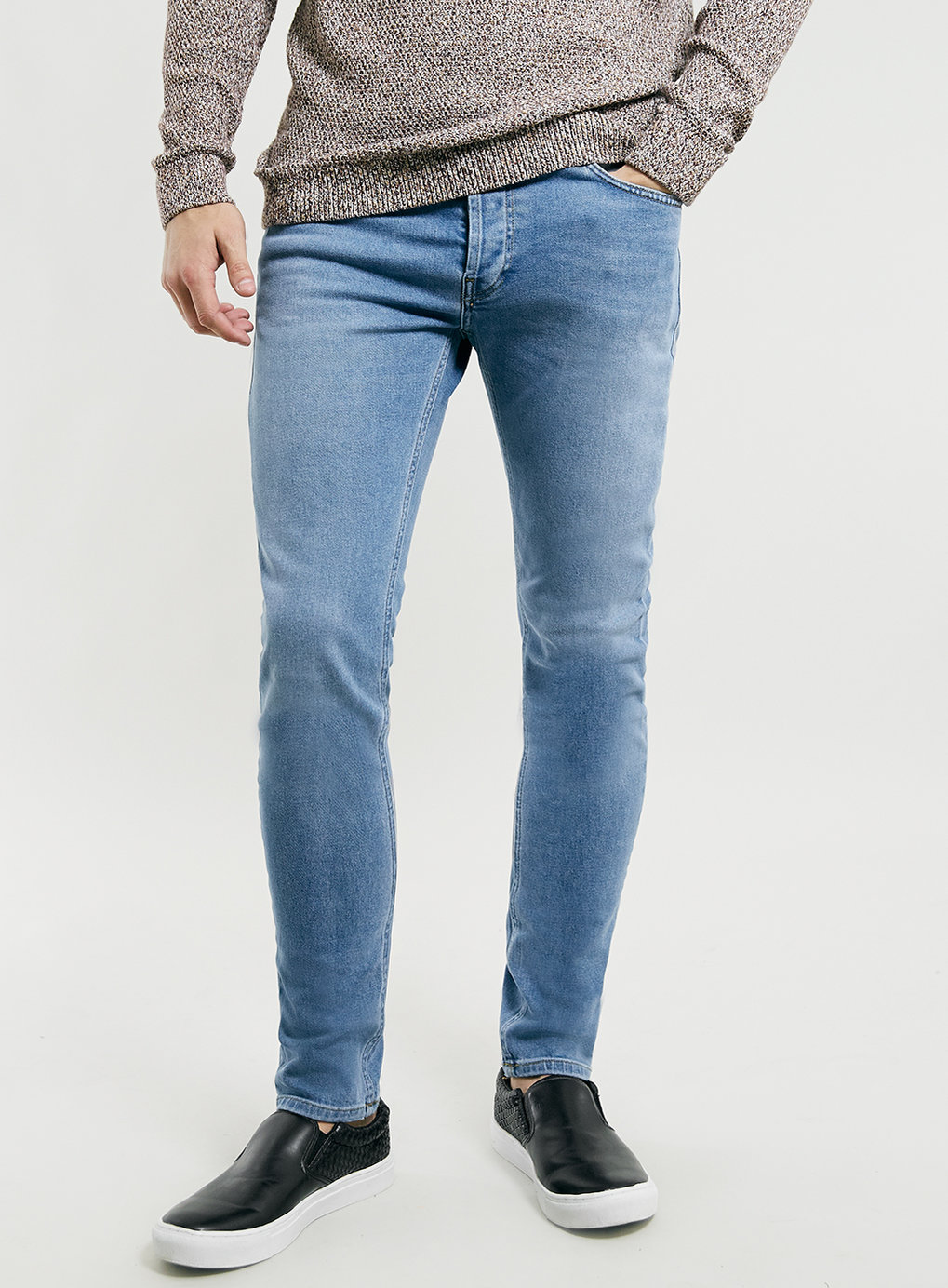 Skinny Jeans Stretch - Is Jeans