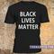 Black lives matter tshirt - teenamycs