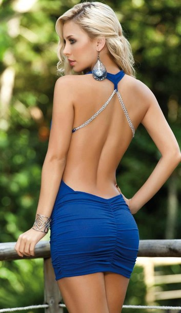 dress short open back party party dress open back dresses short dress sexy naked back backless dress blue backless dress blue backless prom dress