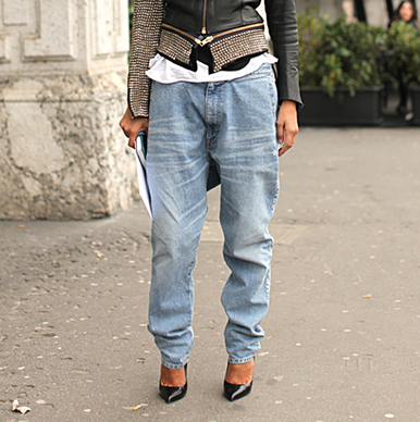 The Original 320 Boyfriend Jeans - Arad Denim