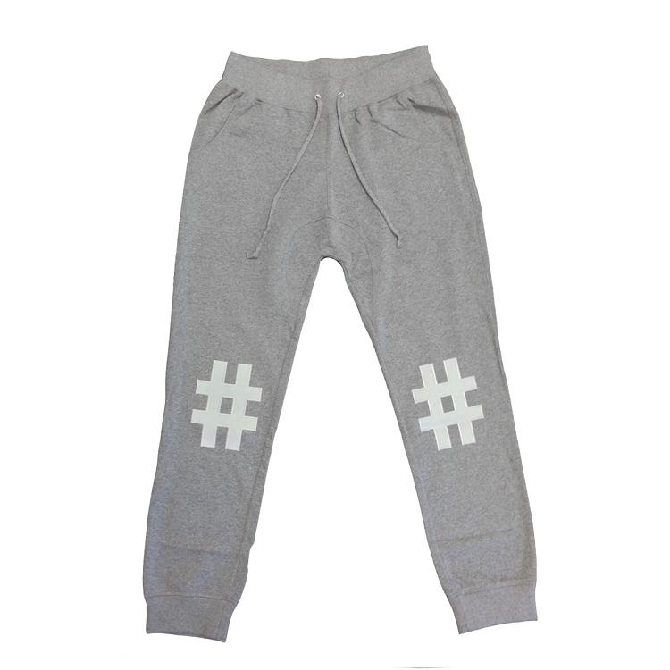 #'s Sweatpants (Htr)