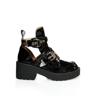 Coltrane Black Patent  Jeffrey Campbell