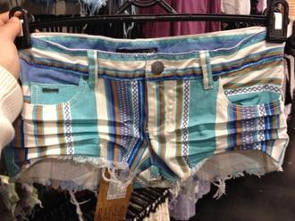 shorts billabong patterned