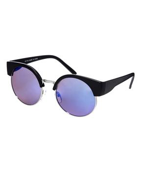 ASOS   ASOS Half Kitten Cat Eye Sunglasses at ASOS