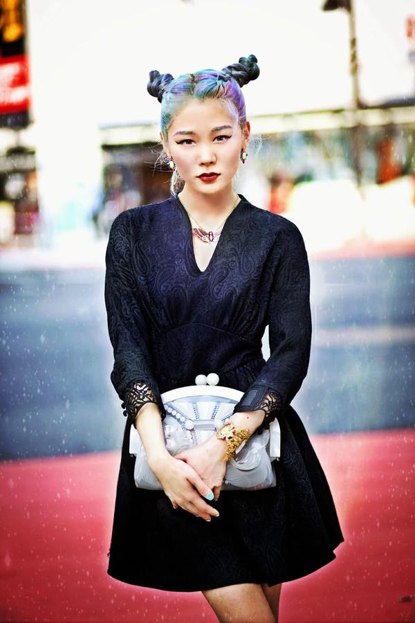 kawaiilabo jewels dress bag