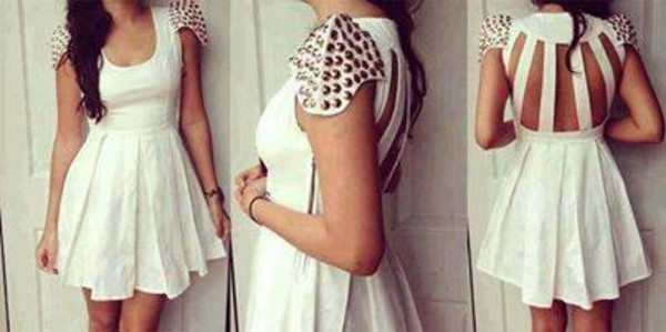 dress little black dress prom dress cute dress cut-out dress