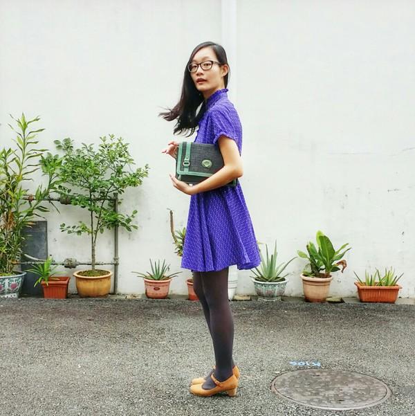 pupuren dress jewels bag shoes