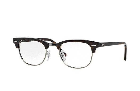 Ray-Ban RB5154 5255   49-21 Clubmaster Optics  Eyeglasses | Ray-Ban USA