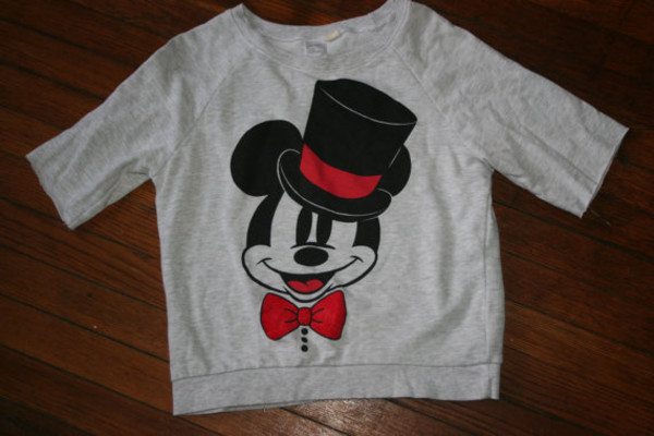 sweater retro mickey vintage mickey mouse