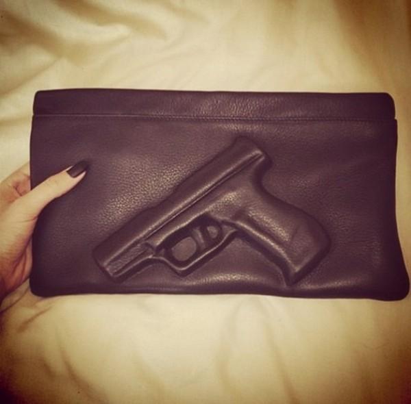 bag gun black
