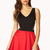 Chic Combo Dress | FOREVER21 - 2000065546